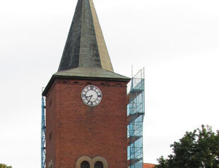 11. Kirchturm in Plaue